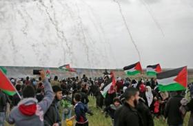 """استعدادات في غزة للمشاركة في جمعة """"الوحدة الوطنية وإنهاء الانقسام"""""""