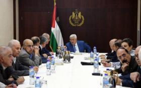 تفاصيل اجتماع اللجنة التنفيذية برئاسة الرئيس عباس في رام الله