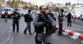 اعتقال أربعة أشخاص عرب بزعم الاعتداء على شرطة الاحتلال