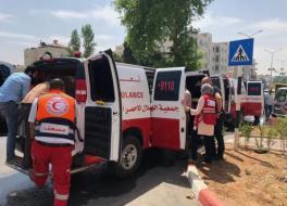 مصرع طفل بحادث دهس في حي الشجاعية