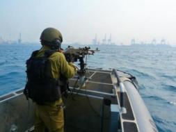 إصابة صياد برصاص جيش الاحتلال في بحر شمال قطاع غزة
