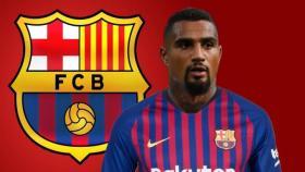سخرية متبادلة بين جماهير برشلونة وبواتينج