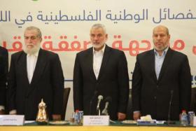هنية: غزة لن تتمدد نحو سيناء ومستعدون للقاء وطني مع فتح