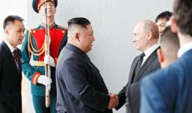 الزعيم الكوري الشمالي يغادر روسيا.. هذه المدة التي سيقضيها بقطاره!