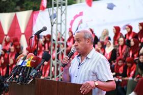 """مزهر يدعو لتشكيل جبهة عربية إسلامية عريضة لمواجهة """"صفقة القرن"""""""