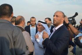 صحيفة: العمادي قطع زيارته لمتظاهري العودة وغادر غزة بعد تصريحاته ضد الجهاد الإسلامي