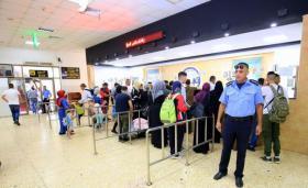 مهنا: فتح معبر الكرامة لمدة 24 ساعة اعتباراً من صباح الأحد
