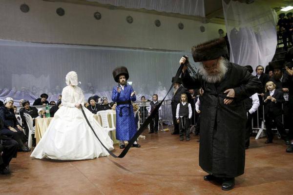 الحريديم : تعرف على طقوس الزواج لدى اليهود