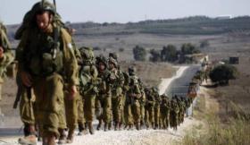 جيش الاحتلال يستدعي لواء مدرعات إلى حدود غزة