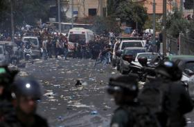 إصابة 4 شبان بالرصاص المعدني في مسيرة كفر قدوم