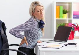 أضرار مرعبة للعمل المكتبي