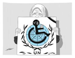 الأمم المتحدة تعجز عن تنفيذ قراراتها !!