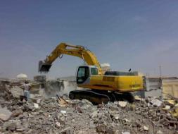 الاحتلال يتحضر لهدم 100 شقة سكنية بصور باهر