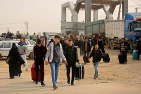 آلية السفر وكشف المسافرين عبر معبر رفح ليوم غد الأحد