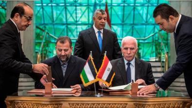 القدس العربي: مصر تطرح رؤية جديدة للمصالحة الفلسطينية