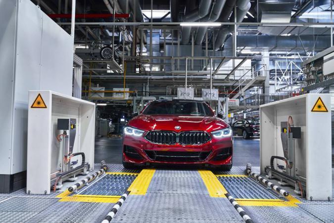 شاهد سيارة BMW Gran Coupe