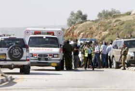 إصابة 3 إسرائيليين بجروح خطيرة جراء انفجار قرب رام الله