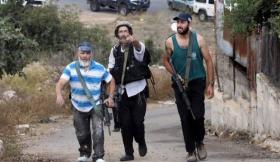 مستوطنون يهاجمون المركبات الفلسطينية جنوب نابلس