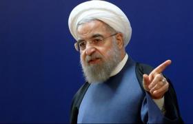 روحاني: الأمريكيون أول الهاربين في أي مواجهات بالمنطقة