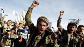 الحوثيين: إطلاق 4 صواريخ على تجمعات للجيش السعودي في نجران