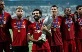ليفربول بطلاً لكأس السوبر الأوروبي