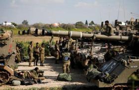 وزير إسرائيلي: نخطط لعملية عسكرية واسعة في غزة