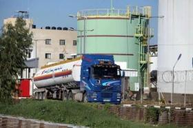 إسرائيل تقرر تقليص كمية الوقود الخاصة بمحطة توليد الكهرباء بغزة