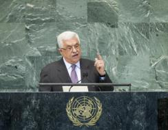 خطاب للرئيس عباس في الأمم المتحدة أيلول المقبل