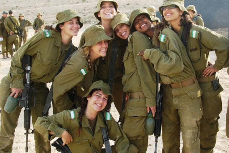 موقف الجيش الإسرائيلي من انخراط المجندات بوحدات النخبة