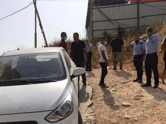 66554 - القاتل خطيبها.. العثور على جثة فتاة داخل سيارة برام الله (صور)