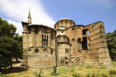 """بعد """"آيا صوفيا"""".. أردوغان يحول كنيسة """"خورا"""" الى مسجد"""