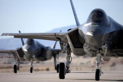 """وكالة: """"الدوحة"""" قدمت طلبا رسميا لـ """"واشنطن"""" لشراء مقاتلات من نوع (F-35)"""