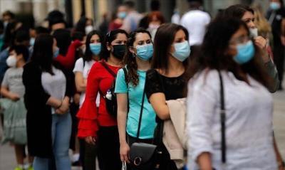 أكثر من 500 ألف إصابة بفيروس كورونا في يوم واحد في العالم
