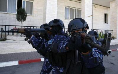 نابلس.. الشرطة تقبض على 36 مطلوبًا للعدالة