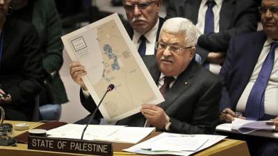 انطلاق جلسة مجلس الأمن لمناقشة رؤية أبو مازن لعقد مؤتمر دولي للسلام
