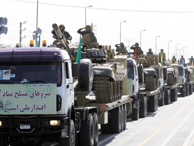 إيران تهدد