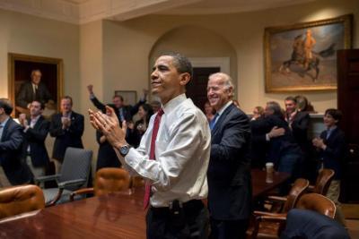 """أوباما يتحدث علانية عن سطوة """"إسرائيل"""" على الولايات المتحدة"""