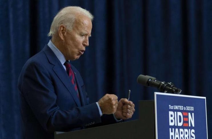 بايدن على أعتاب البيت الأبيض بتقدم على ترامب في جورجيا وبنسلفانيا