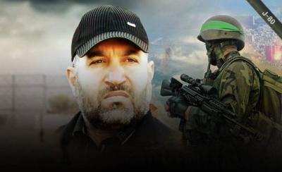 """""""القسام"""" تبث رسالة قوية في الذكرى الثامنة لاغتيال أحمد الجعبري (شاهد)"""