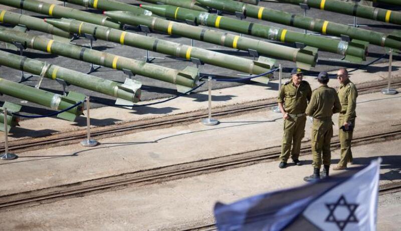 إسرائيل ستناقش مع إدارة بايدن برنامج المساعدات العسكرية
