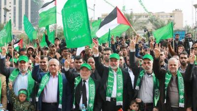 حماس: قدرتنا على توحيد مؤسسات السلطة والمنظمة هو الضمان لقدرتنا على مواجهة التحديات