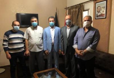 لقاء قيادي بين حركتي حماس والجهاد الإسلامي في لبنان