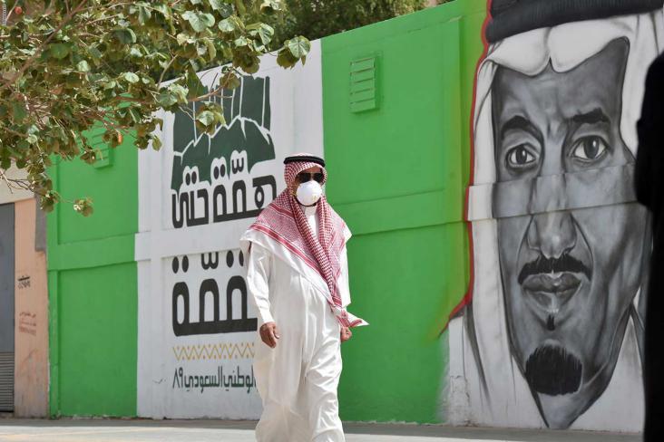 473 إصابة جديدة بفيروس كورونا في السعودية
