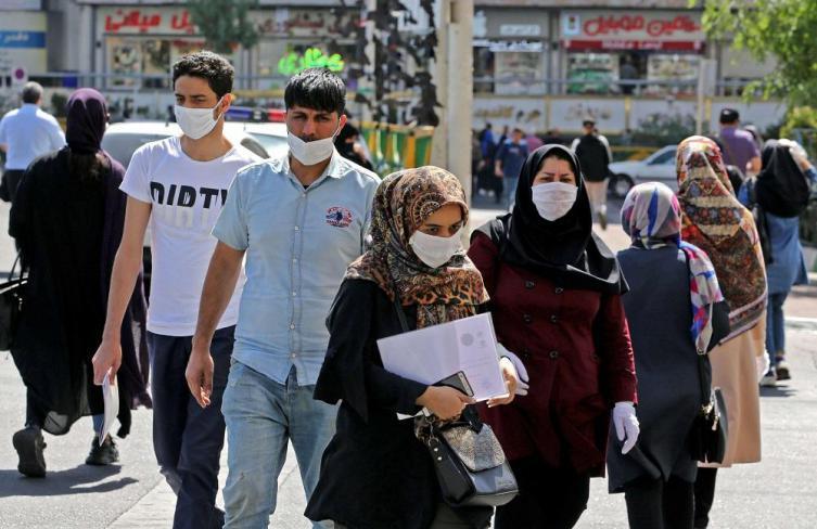 إيران تسجل أعلى معدل بالإصابات بفيروس كورونا منذ انتشاره
