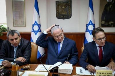 74% من الإسرائيليين يعتبرون حكومة نتنياهو فاشلة