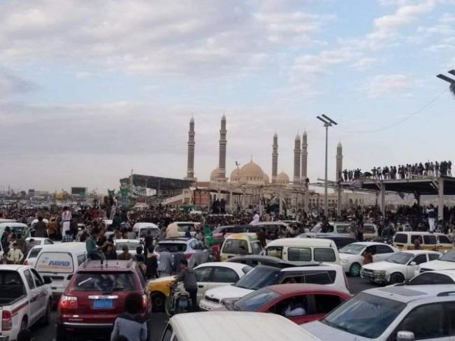 شاهد.. عرس يوتيوبر يمني في صنعاء يثير ذعر اليمنيين.. هذه قصته