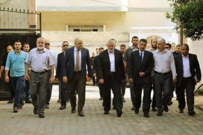 حركة حماس تكشف أهم الملفات التي ستناقشها مع الوفد الأمني المصري بغزة
