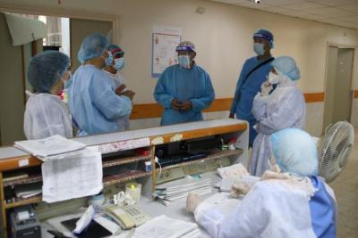 الصحة بغزة: تسجيل 8 حالات وفاة و157 إصابة جديدة بفيروس (كورونا)