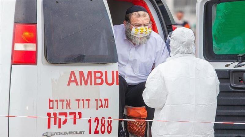 اشتباه بإصابة 68 إسرائيليًا بالطفرة الجديدة لفيروس (كورونا)