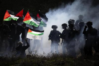 43 نقطة مواجهة مع الاحتلال الأسبوع الماضي بالضفة الغربية